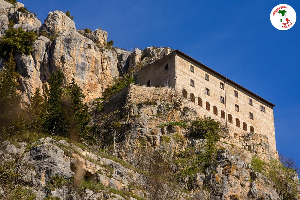 hermitage sant'onofrio al morrone