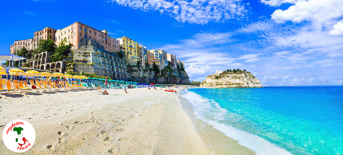 tropea seaside resort in calabria
