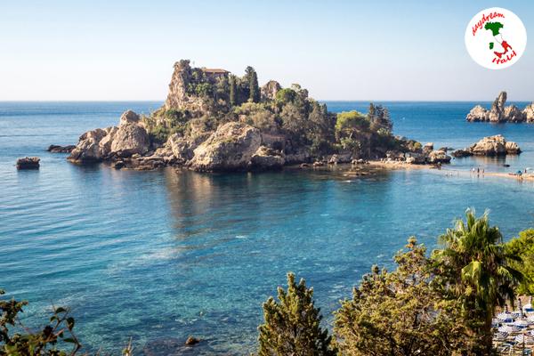 isola bella near taormina