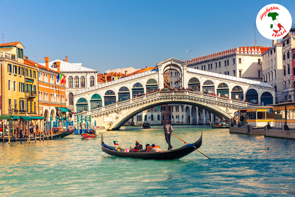 Rialto Bridge – Daydream Italy